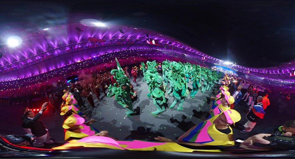 Olimpiya oyunlarının açılış mərasimi