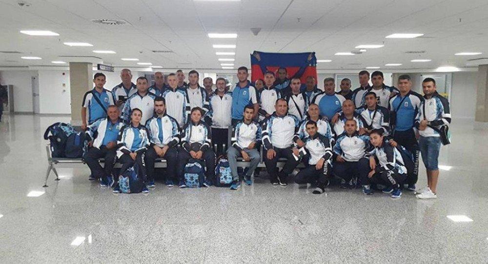 Азербайджанская паралимпийская сборная прибыла в Бразилию