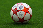 Футбольный мяч, фото из архива