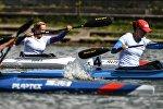 Фестиваль паралимпийского спорта России. Гребля на байдарках и каноэ