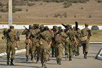 Rusiya ordusunun döyüş atışlı taktiki təlimi keçirilib
