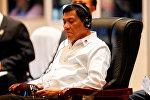 Filippin prezidenti Rodriqo Duterte