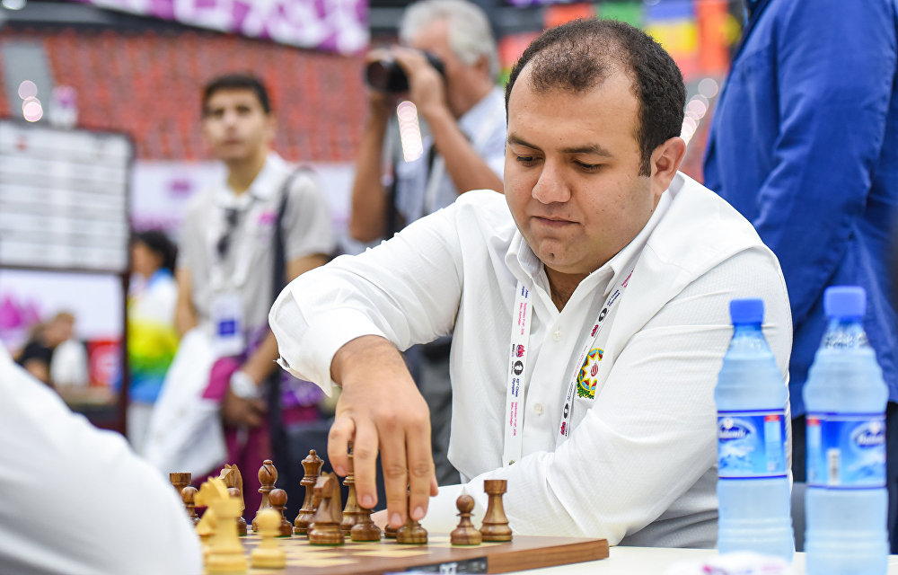 Украинские шахматисты обыграли россиян на глобальной Олимпиаде