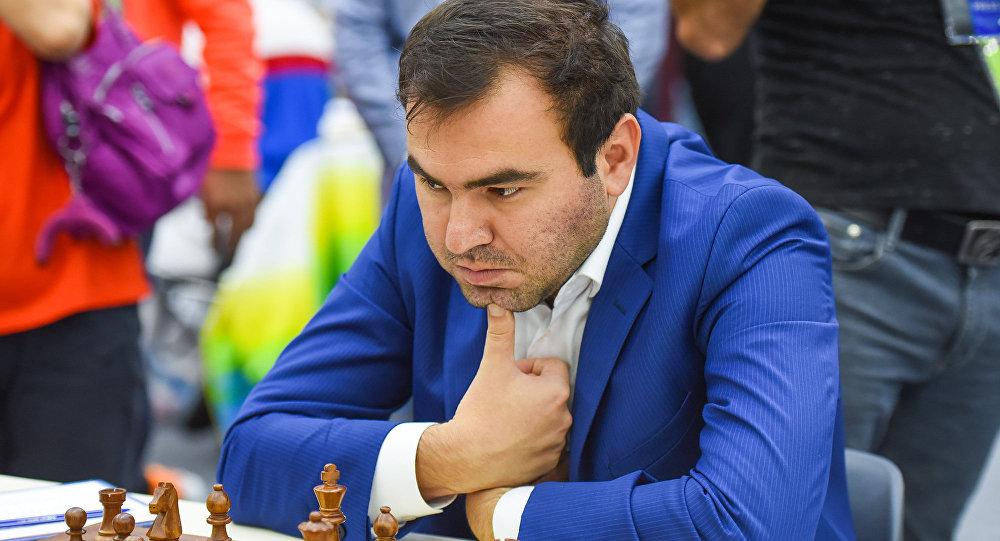 Азербайджанец Мамедьяров выиграл блиц-турнир нашахматном мемориале Таля вМоскве