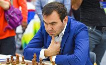 Шахрияр Мамедьяров на 42 Всемирной шахматной олимпиаде в Баку