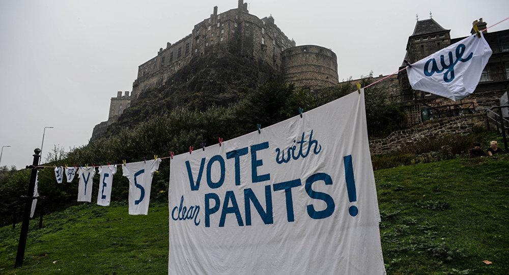 Шотландия направит 31марта очередной запрос оборганизации референдума онезависимости