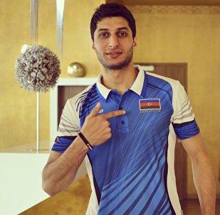 Elmin Alişanov — kişilərdən ibarət voleybol üzrə milli komandanın üzvü