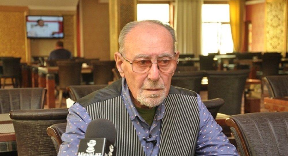 Экономист Октай Ахвердиев