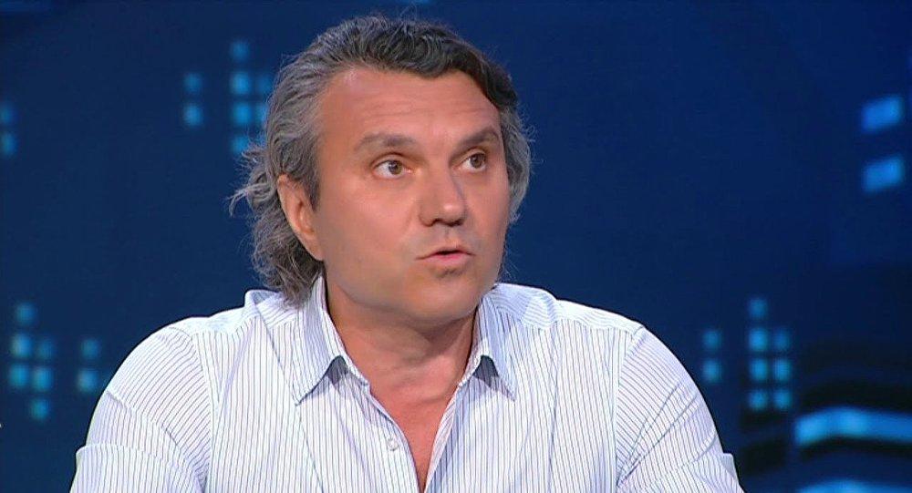 Украинский политолог Валерий Дымов