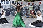 Bakı Şəhər Mədəniyyət və Turizm Baş İdarəsinin Retro Bakı layihəsi