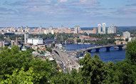 Столица Украины город Киев