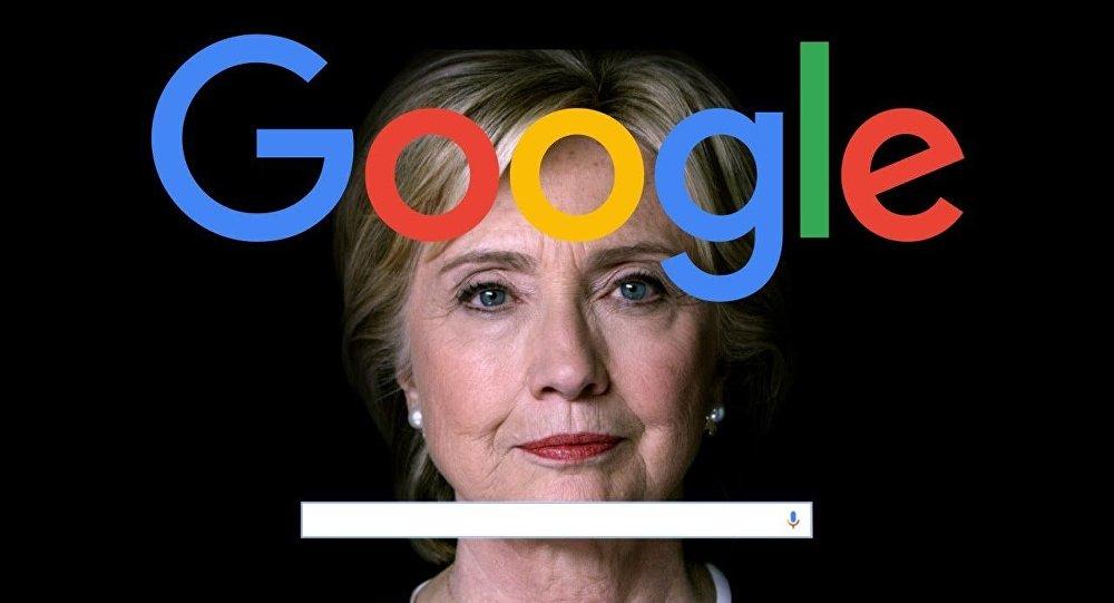 Специалисты: Google мог воздействовать наголоса 3 млн американцев перед выборами