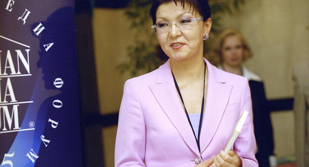 Назарбаев назначил свою дочь депутатом сената Казахстана