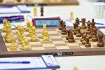 Шахматная доска, фото из архива