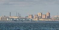 Активно ведется застройка Баку, фото из архива