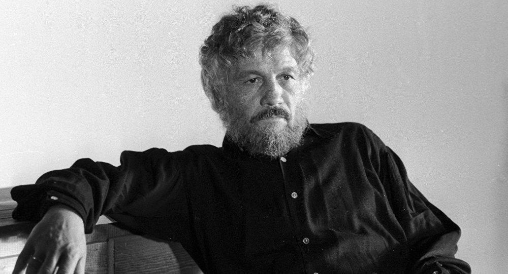 SSRİ xalq artisti Mixay Volontir