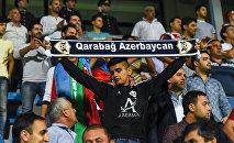 "Матч с участием клуба ""Карабах"", архивное фото"
