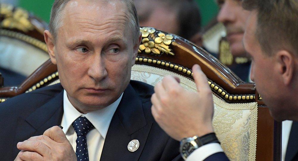 Украина с прошедшего года неплатит взносы вСНГ— Помощник В. Путина