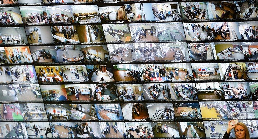 Seçki məntəqələrindəki nəzarət kameraları
