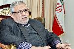 Экс-посол Ирана в Азербайджане Мохсен Пакайин