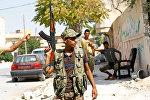 Солдат Свободной армии Сирии, архивное фото