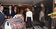 В Париже прошла церемония официального открытия Азербайджанского городка