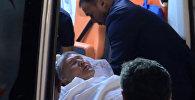 Алмазбек Атамбаев госпитализирован в Турции