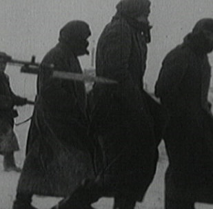 Первая победа Красной армии. Битва за Москву 1941 года в архивных кадрах