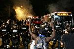 Şarlott şəhər sakinləri polis zorakılığına qarşı geniş aksiyalara başlayıb