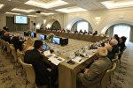 Архивное фото участников IV Бакинского международного гуманитарного форума