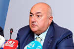 Заместитель министра оборонной промышленности АР Яхья Мусаев