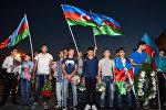 Азербайджанские паралимпийцы вернулись домой – встреча в аэропорту