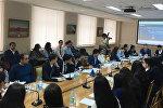 MDU Hüquq fakultəsində Azərbaycanda Konstitusiya dəyişiklikləri mövzusunda dəyirmi masa