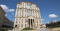 Здание Центральной избирательной комиссии Азербайджана, фото из архива