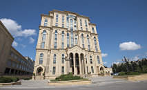 Здание Центральной избирательной комиссии Азербайджана