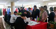 Всенародное голосование в Ширване