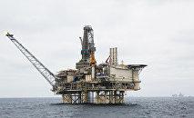Газовое месторождение Гюнешли, архивное фото