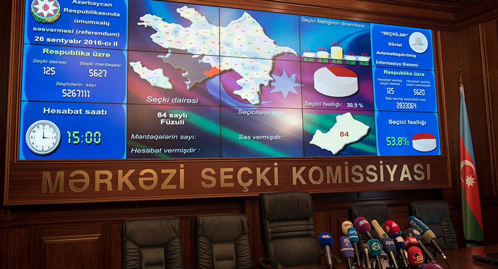 Mərkəzi Seçki Komissiyası