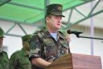 Министр обороны Беларуси генерал-лейтенант Андрей Равков
