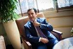Президент Азербайджанской туристической ассоциации Нахид Багиров