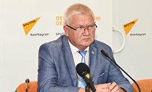 Глава представительства Россотрудничества в Азербайджанской Республике Валентин Денисов