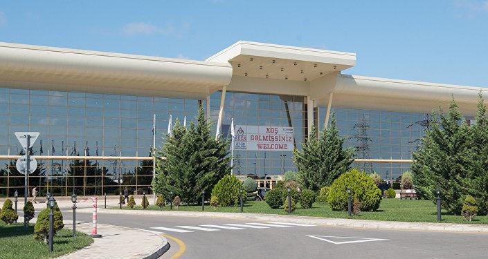 Baku Expo Centre, arxiv şəkli