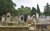 Кладбище в Баку