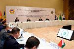 Заседание Совета руководителей органов безопасности и спецслужб СНГ в Баку