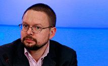 Николай Силаев, cтарший научный сотрудник Центра проблем Кавказа и региональной безопасности МГИМО