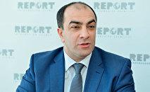 Председатель Объединенного конгресса азербайджанцев Украины Ровшан Тагиев