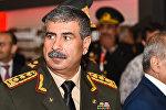 Министр обороны Азербайджана Закир Гасанов