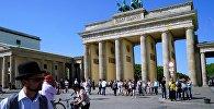 Берлин, фото из архива