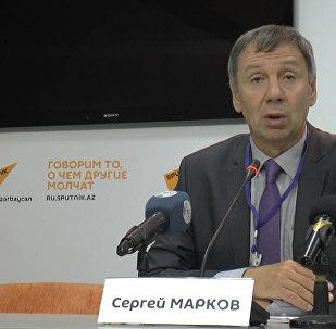 Марков: Азербайджан и Россия строят плодотворные отношения