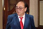 Джаван Зейналлы, заслуженный деятель искусств Азербайджана, джазмен, пианист и певец